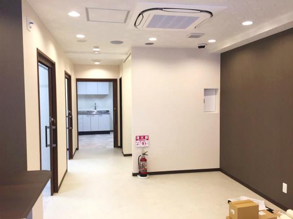 やべ形成外科2015.2月3日 内装