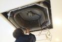 クリニックの業務用エアコン洗浄