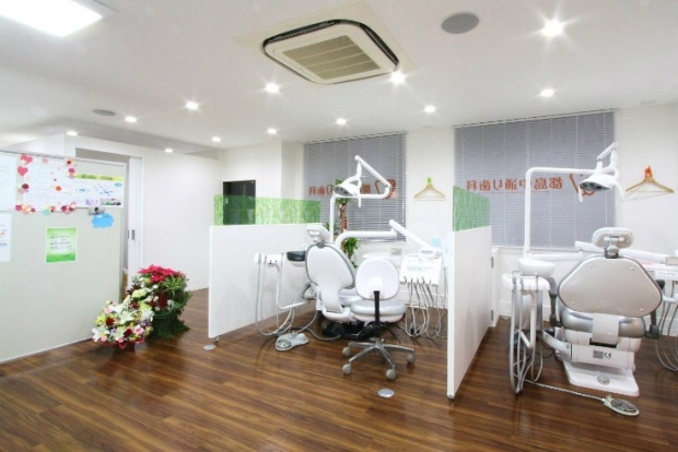都島区 歯科の床