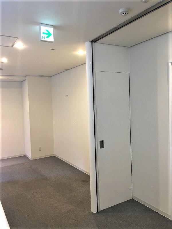 プライベートスキンクリニック梅田本院内装工事前 (3)