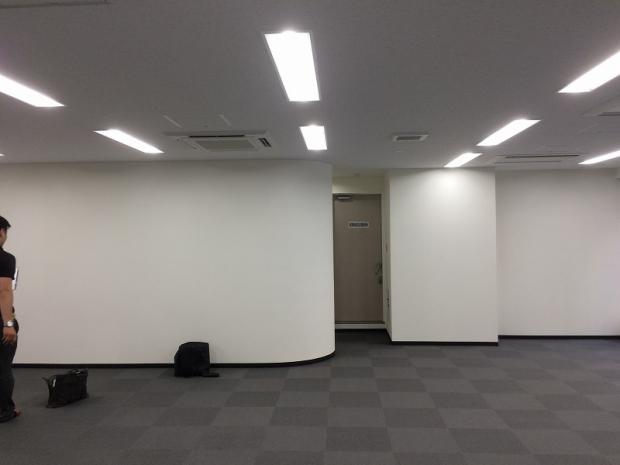 京都しみず整形外科内装工事前 (1)