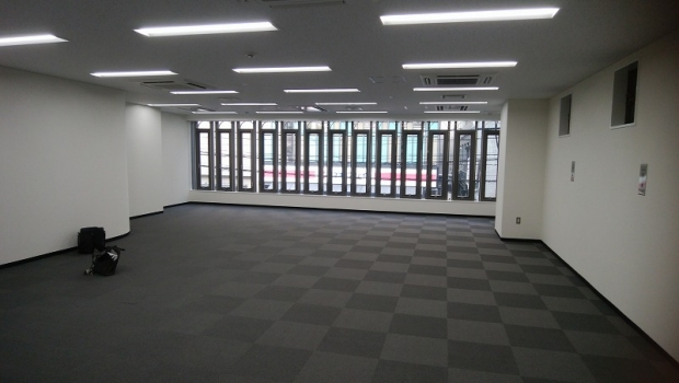 京都しみず整形外科内装工事前 (3)